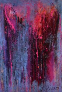 grande toile peinture abstraite Exquise grand format